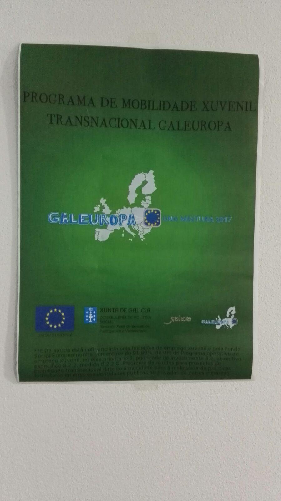 Galeuropa, ONG MESTURA,