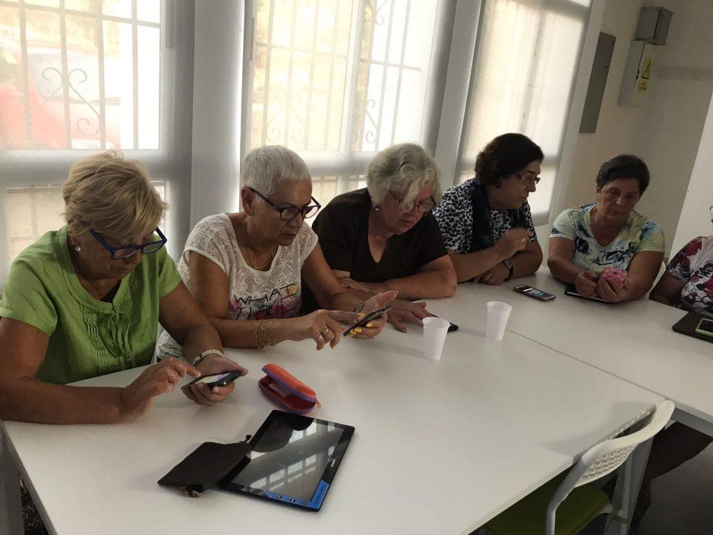 ONG MESTURA curso alfabetización celas