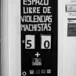 Espazo libre de violencias machistas, ong mestura, 25 noviembre,