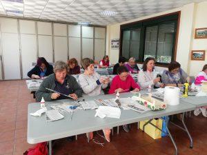 curso filigranas, ong mestura, neneiras, xunta de galicia