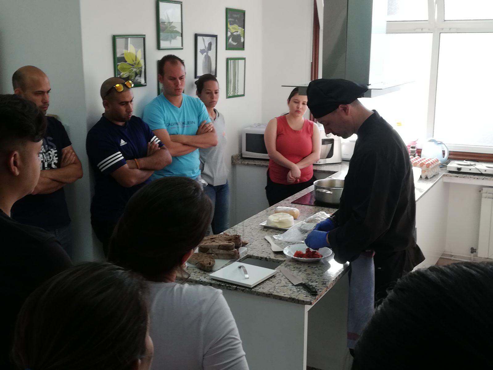Xoves Interculturais, xunta de galicia, tapas, pinchos, formacion, curso,