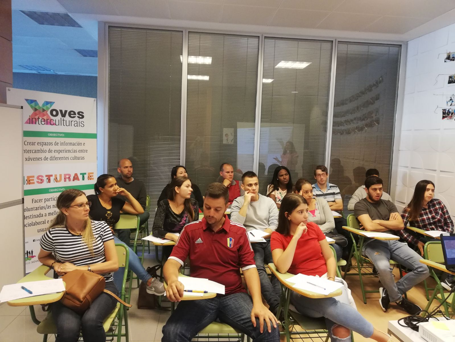 Xoves Interculturais, xunta de galicia, orientacion laboral, motivacion, formacion, curso,
