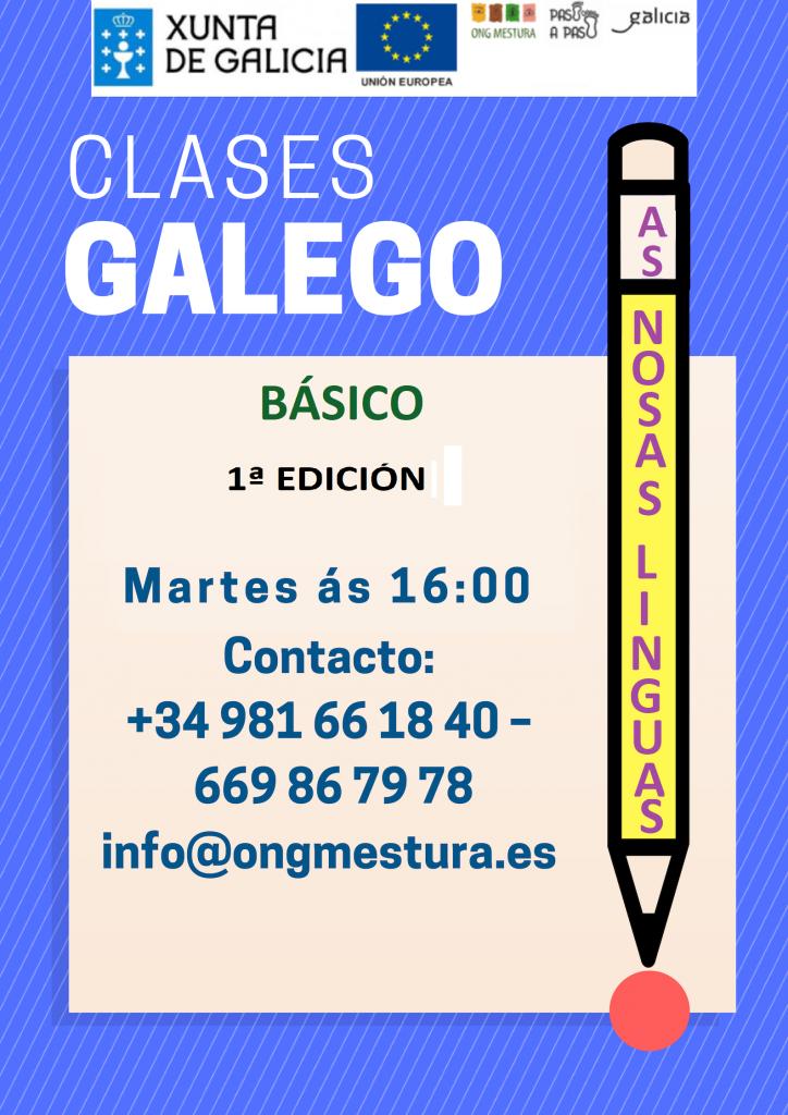 galego, curso, ong mestura, celga 1, celga 2, celga 3, celga 4 EDIC