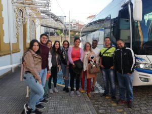 Vanagandr, destilería, ong mestura, excursión, xoves interculturais