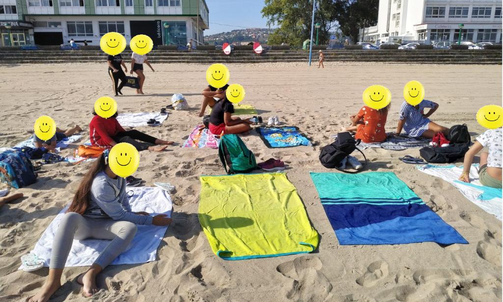aulas de babel, formacion, ong mestura, verano, campamento, vacaciones, niños, niñas