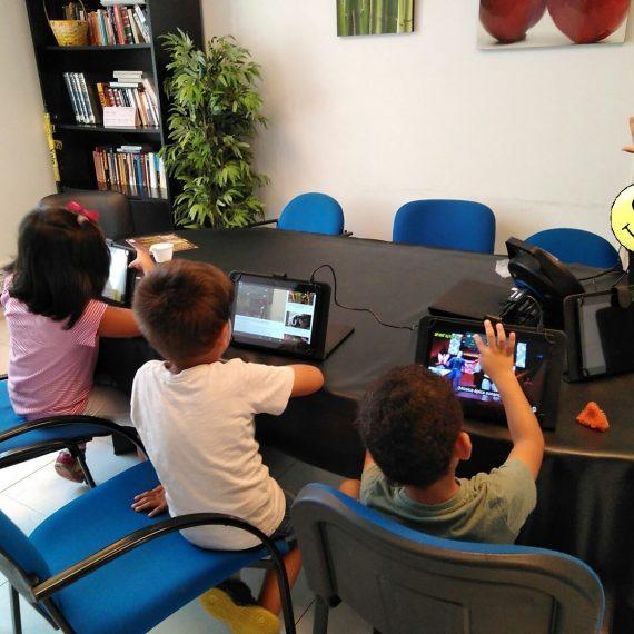 Tablets ONG Mestura Concello Culleredo