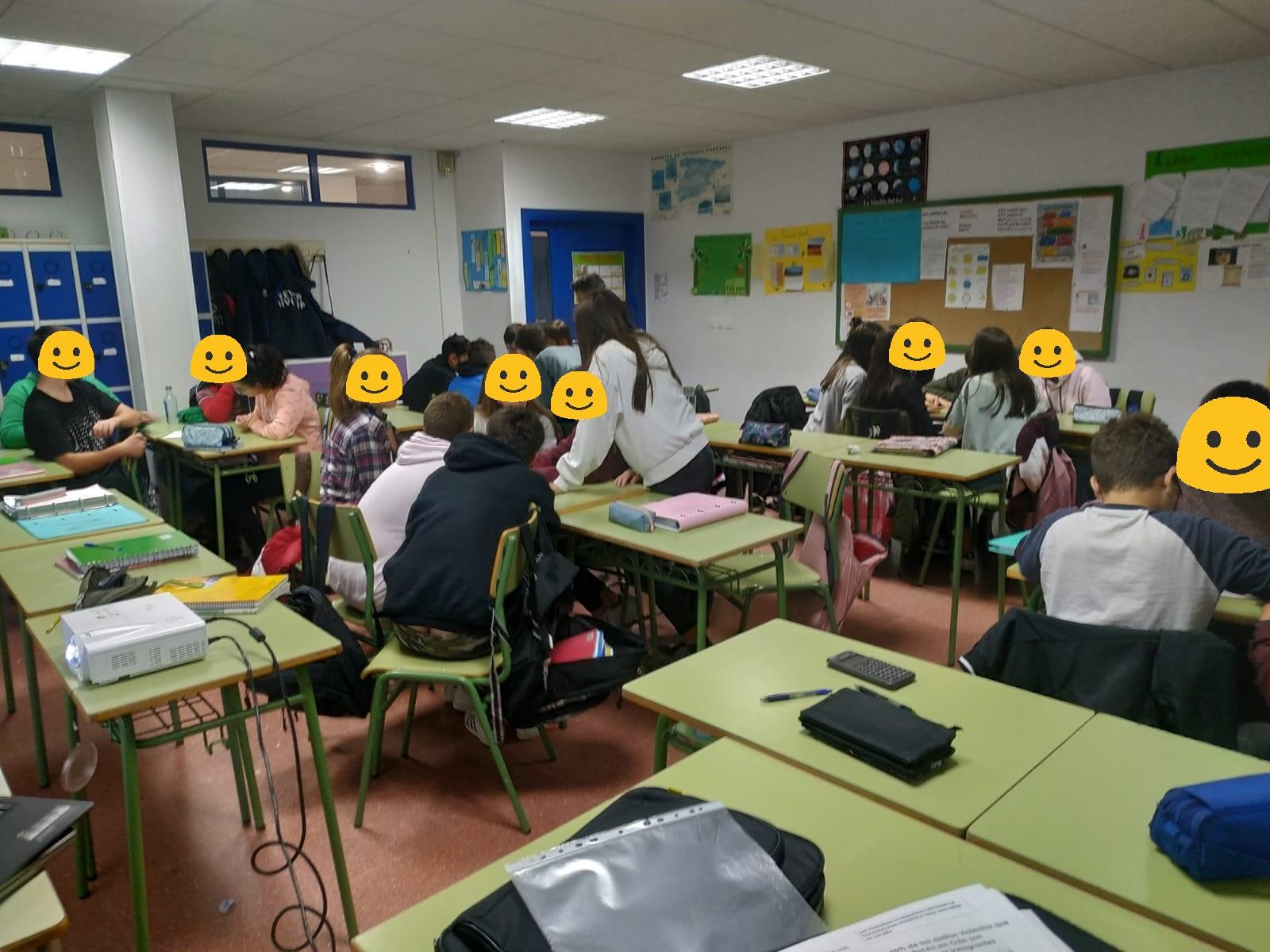 Proyecto A, educacion, ong mestura, conselleria de politica social, xunta de galicia