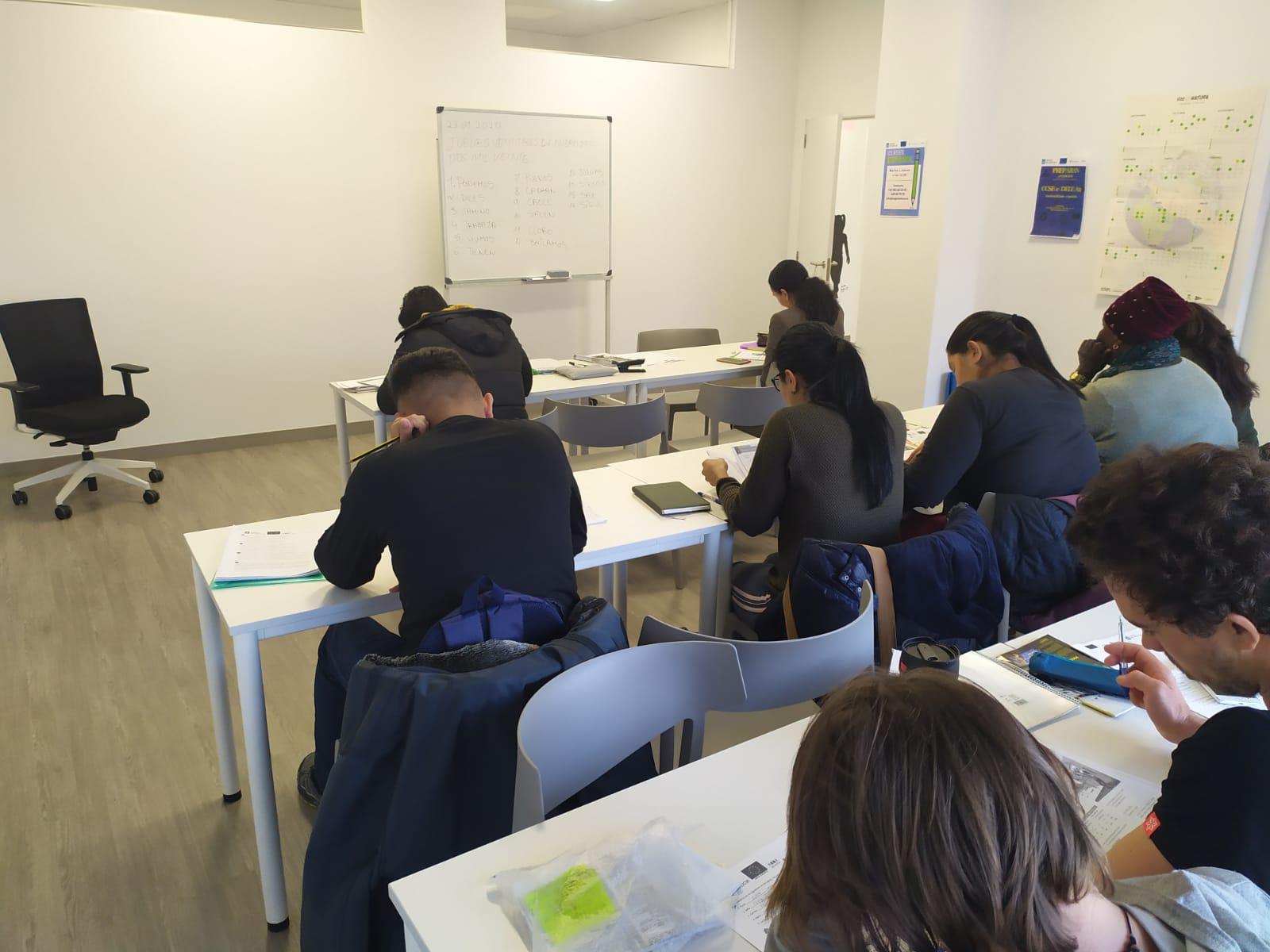 Formacion Nacionalidad Preparan Ong Mestura 2020 CCSE DELE A2
